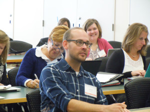 John Schad interest in speaker
